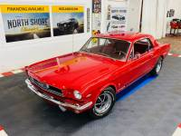 1966 Ford Mustang - A CODE - 289 ENGINE - 4 SPEED TRANS -