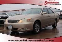 2004 Toyota Camry 4dr Sdn XLE V6 Auto
