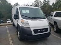2019 Ram ProMaster Cargo Van Low Roof