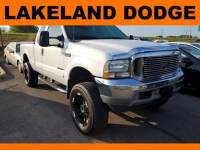 Pre-Owned 2001 Ford Super Duty F-250 XLT