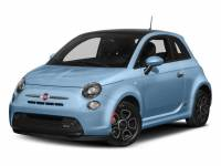 Used 2017 FIAT 500e Battery Electric Hatchback