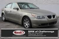 Pre-Owned 2004 BMW 525i Sedan in Chattanooga, TN