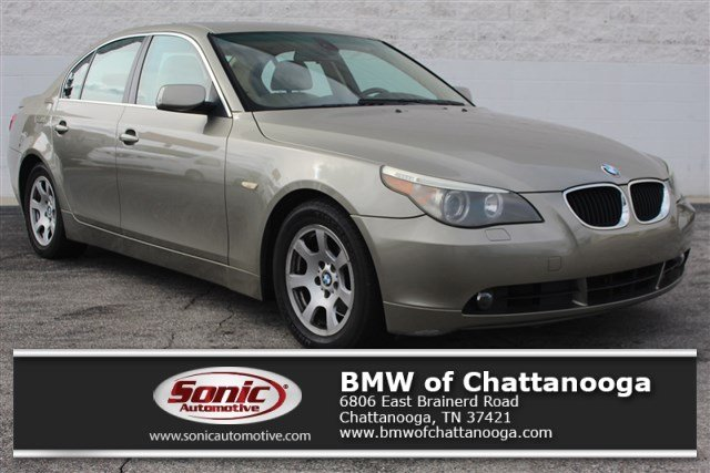 Photo Pre-Owned 2004 BMW 525i Sedan in Chattanooga, TN