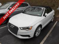 Used 2015 Audi A3 For Sale at Fred Beans Volkswagen   VIN: WAU3FLFF7F1066117