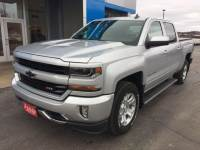 Certified Pre-Owned 2018 Chevrolet Silverado 1500 Crew Cab Short Box 4-Wheel Drive LT Z71 All Star Edition