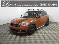 Pre-Owned 2017 MINI Countryman Cooper S SUV for Sale in Sioux Falls near Brookings
