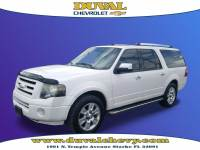 Used 2009 Ford Expedition EL For Sale in Jacksonville at Duval Acura | VIN: 1FMFK19519EB16084