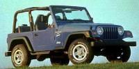 Pre-Owned 1998 Jeep Wrangler SE