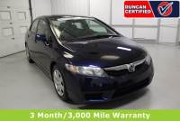 Used 2009 Honda Civic For Sale at Duncan's Hokie Honda | VIN: 2HGFA16589H546622