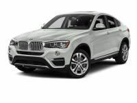 2017 BMW X4 Sport Utility