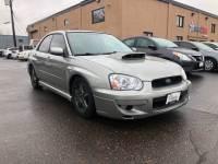 2005 Subaru Impreza WRX w/STI Edition