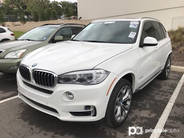 Photo 2017 BMW X5 sDrive35i w LuxuryPremiumDriving Assist SAV in San Antonio