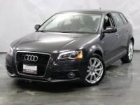2012 Audi A3 2.0 TDI Diesel Engine / Hatchback / FWD / Premium Plus S-Line / Sunroof / AUX Input