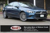 2020 Mercedes-Benz CLA 250 CLA 250 in Walnut Creek