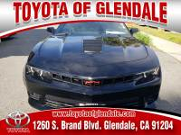 Used 2014 Chevrolet Camaro, Glendale, CA, Toyota of Glendale Serving Los Angeles