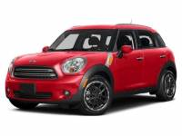 Certified 2016 MINI Countryman Cooper S ALL4 Countryman Sport Utility