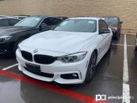 2017 BMW 4 Series 440i w/ M Sport/Driving Assist Plus/Technology Convertible in San Antonio