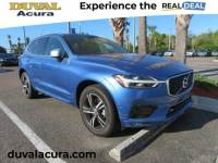 Used 2019 Volvo XC60 For Sale in Jacksonville at Duval Acura | VIN: LYV102DMXKB237484