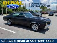 Used 1971 Chevrolet Chevelle For Sale in Jacksonville at Duval Acura | VIN: 000136371R109470