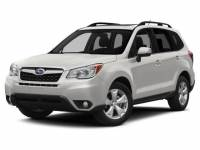 Used 2015 Subaru Forester For Sale in Jacksonville at Duval Acura | VIN: JF2SJAHC6FH400618