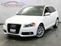 2011 Audi A3 Premium Plus / 2.0L Turbocharged DIESEL Engine / FWD / Sunroof /