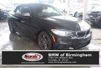 Used 2016 BMW M235i Convertible in Irondale