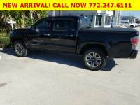 Pre-Owned 2017 Toyota Tacoma Limited Double Cab 5' Bed V6 4x2 AT (Natl)