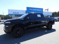 New 2020 Chevrolet Silverado 1500 Crew Cab Short Box 4-Wheel Drive LT Trail Boss VIN 3GCPYFEDXLG233633 Stock Number 26203