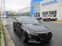 Certified 2019 Honda Accord Sport 2.0T Sedan