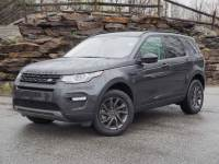 Certified 2019 Land Rover Discovery Sport SUV