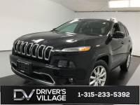 Used 2016 Jeep Cherokee For Sale at Burdick Nissan | VIN: 1C4PJMDS3GW278591