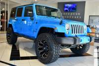 2017 Jeep Wrangler Unlimited EMC CUSTOM LIFTED Sahara