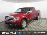 Pre-Owned 2013 Ford F-150 Truck SuperCrew Cab for Sale in Sioux Falls near Brookings