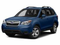 Used 2015 Subaru Forester For Sale at Huber Automotive | VIN: JF2SJADC2FH803808