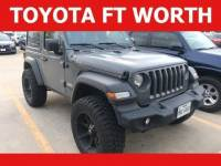 Pre-Owned 2019 Jeep Wrangler Sport