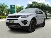 Certified 2017 Land Rover Discovery Sport HSE in Houston