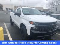 Pre-Owned 2019 Chevrolet Silverado 1500 Work Truck Truck Regular Cab