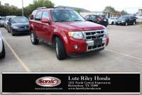 2011 Ford Escape Limited in Richardson