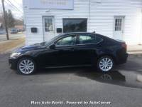 2007 Lexus IS IS 250 AWD 6-Speed Automatic