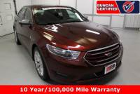 Used 2015 Ford Taurus For Sale at Duncan Hyundai   VIN: 1FAHP2F8XFG103553