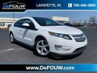 2012 Chevrolet Volt FWD Hatchback Lafayette IN