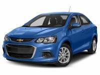 Used 2018 Chevrolet Sonic LT Sedan