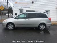 2010 Toyota Sienna XLE Limited AWD 5-Speed Automatic