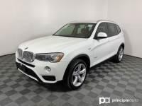 2017 BMW X3 sDrive28i w/ Driving Assist/Lighting SAV in San Antonio