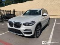 2019 BMW X3 sDrive30i w/ Driving Assist/Moonroof SAV in San Antonio