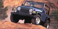 Pre-Owned 2001 Jeep Wrangler Sport
