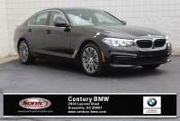 Pre-Owned 2020 BMW 5 Series Sedan in Greenville, SC