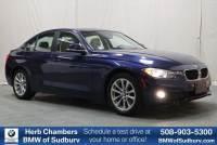 2017 BMW 320i xDrive Sedan for sale in Sudbury, MA