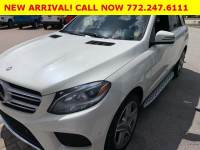 Pre-Owned 2016 Mercedes-Benz GLE GLE 400 4MATIC SUV
