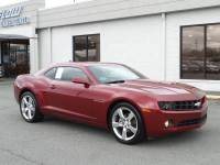 Pre-Owned 2011 Chevrolet Camaro Coupe